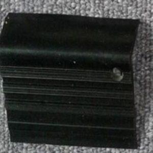 step nosing hitam polos